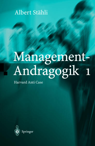 Management-Andragogik 1 - Coverbild