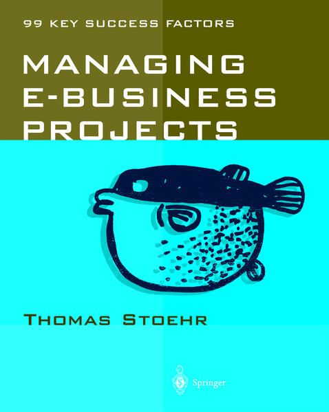 Managing e-business Projects - Coverbild