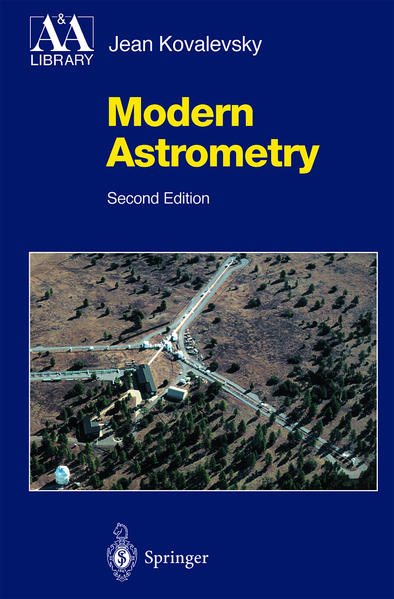 Modern Astrometry - Coverbild