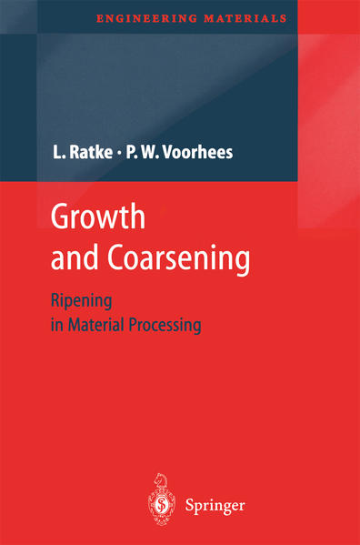 Growth and Coarsening - Coverbild