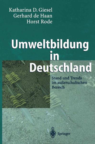 Umweltbildung in Deutschland - Coverbild