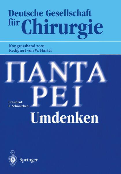 Panta Rhei — Umdenken — - Coverbild