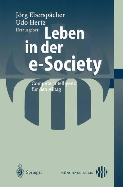 Leben in der e-Society - Coverbild