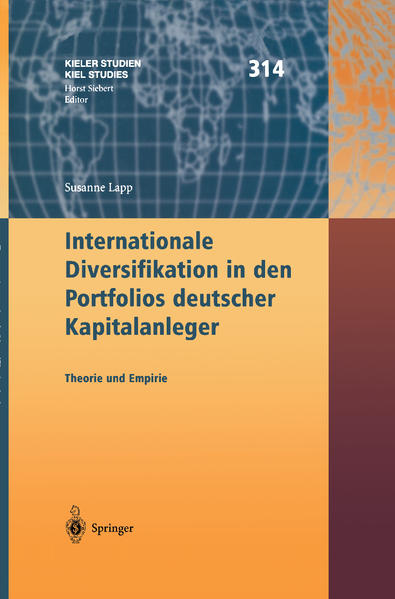 Internationale Diversifikation in den Portfolios deutscher Kapitalanleger - Coverbild
