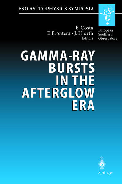 Gamma-Ray Bursts in the Afterglow Era - Coverbild