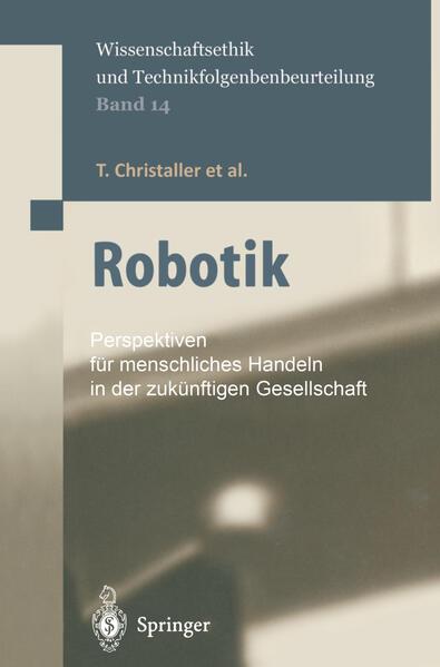 Robotik - Coverbild