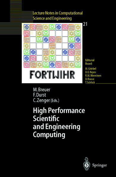 High Performance Scientific And Engineering Computing - Coverbild
