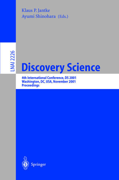 Discovery Science - Coverbild