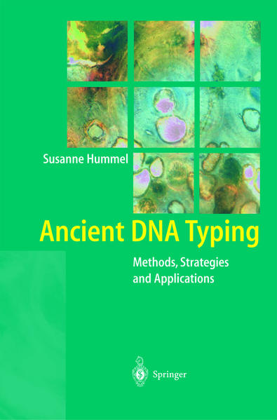 Ancient DNA Typing - Coverbild