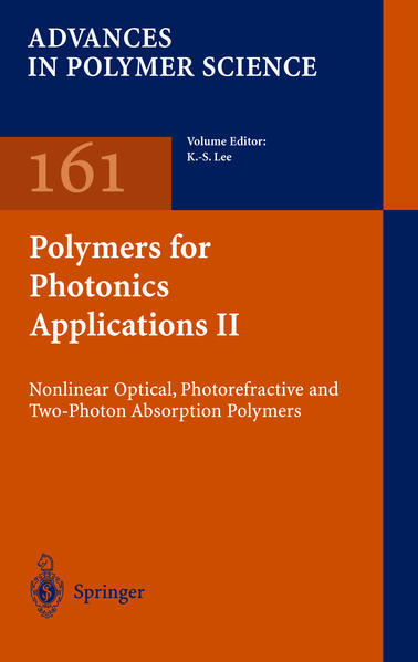 Polymers for Photonics Applications II - Coverbild