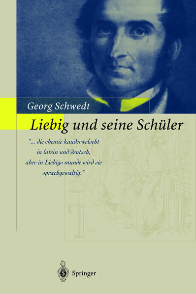Liebig und seine Schüler - Coverbild