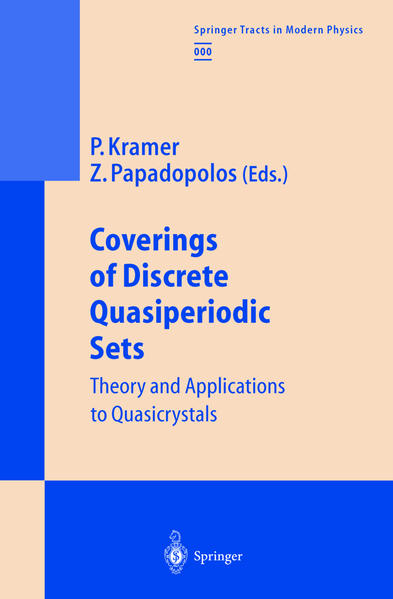 Coverings of Discrete Quasiperiodic Sets - Coverbild
