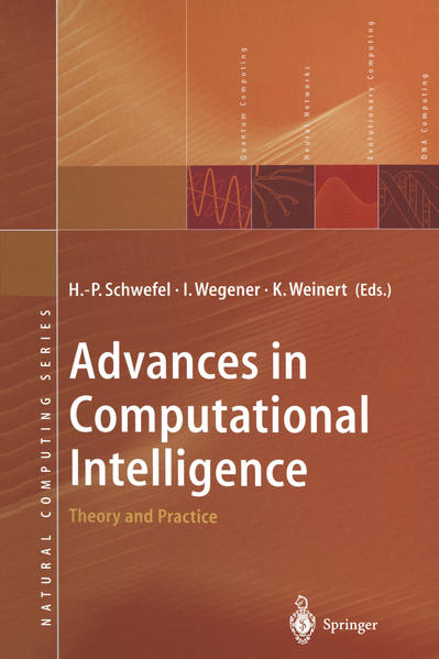 Advances in Computational Intelligence - Coverbild