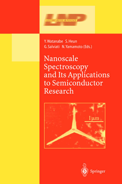 Nanoscale Spectroscopy and Its Applications to Semiconductor Research - Coverbild