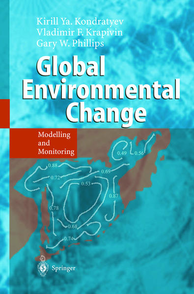 Global Environmental Change - Coverbild