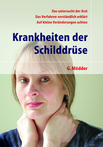 Krankheiten der Schilddrüse - Coverbild