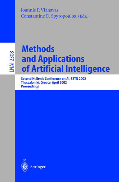 Methods and Applications of Artificial Intelligence - Coverbild
