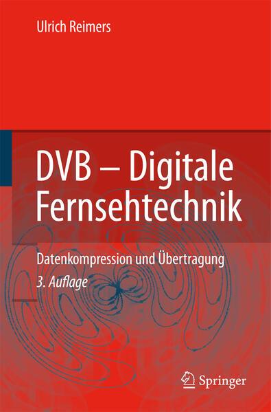 DVB - Digitale Fernsehtechnik - Coverbild