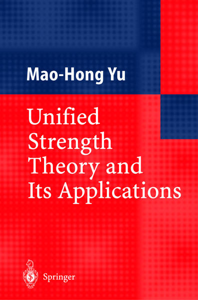 Unified Strength Theory and Its Applications - Coverbild
