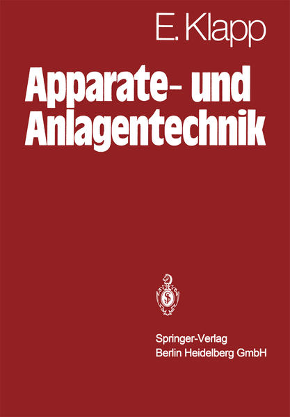 Apparate- und Anlagentechnik - Coverbild
