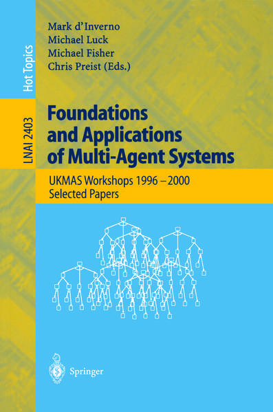 Foundations and Applications of Multi-Agent Systems - Coverbild
