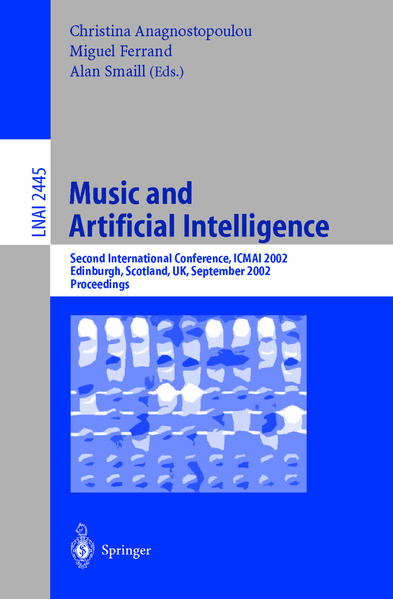 Music and Artificial Intelligence - Coverbild