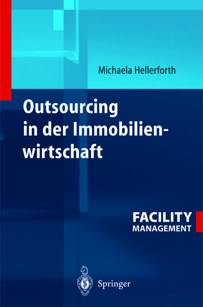 Outsourcing in der Immobilienwirtschaft - Coverbild