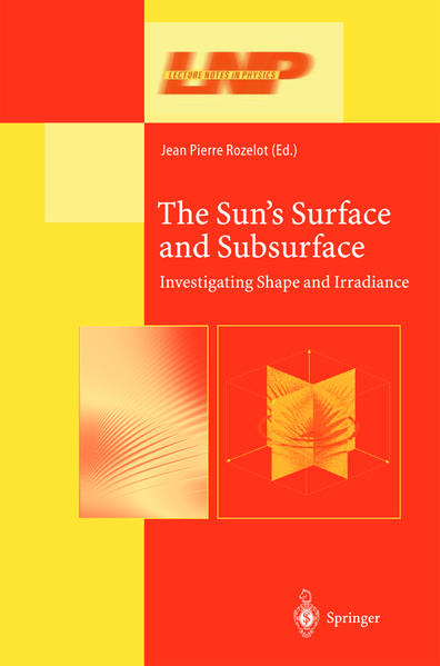The Sun's Surface and Subsurface - Coverbild
