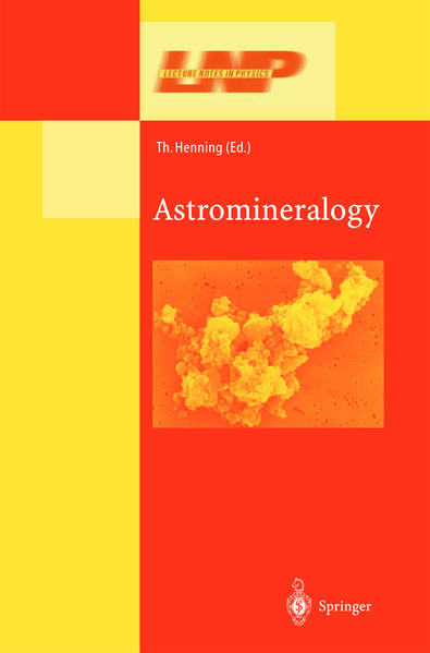Astromineralogy - Coverbild