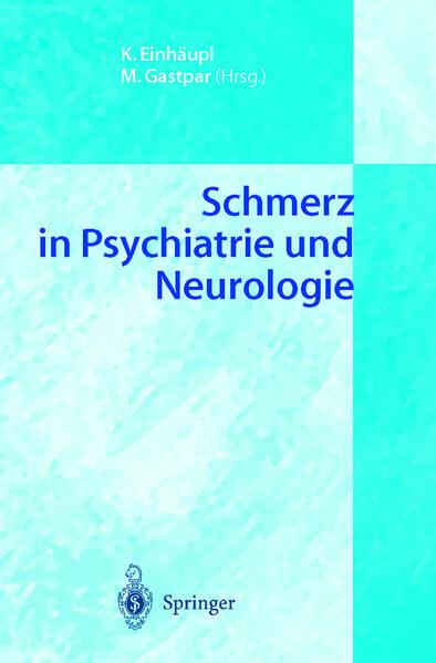 Schmerz in Psychiatrie und Neurologie - Coverbild