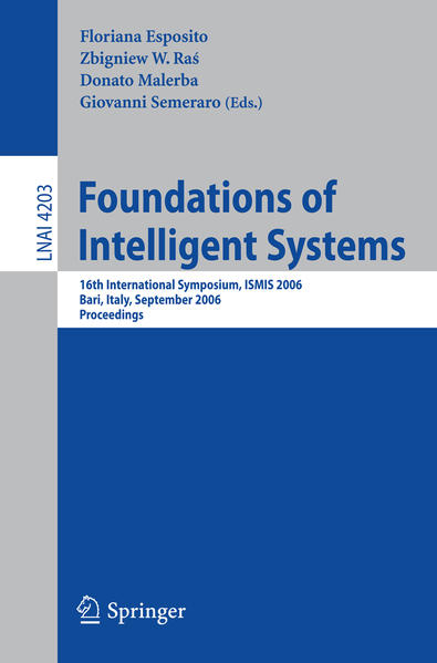 Foundations of Intelligent Systems - Coverbild