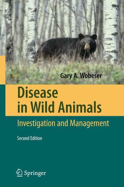 Disease in Wild Animals - Coverbild