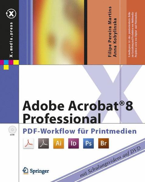 Adobe Acrobat® 8 Professional - Coverbild