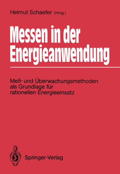 Messen in der Energieanwendung - Coverbild
