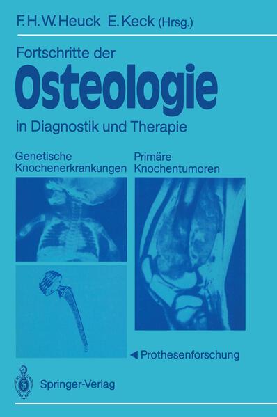 Fortschritte der Osteologie in Diagnostik und Therapie - Coverbild