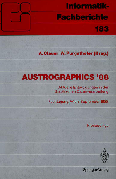 Austrographics '88 - Coverbild