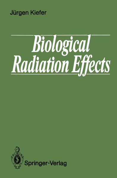Biological Radiation Effects - Coverbild