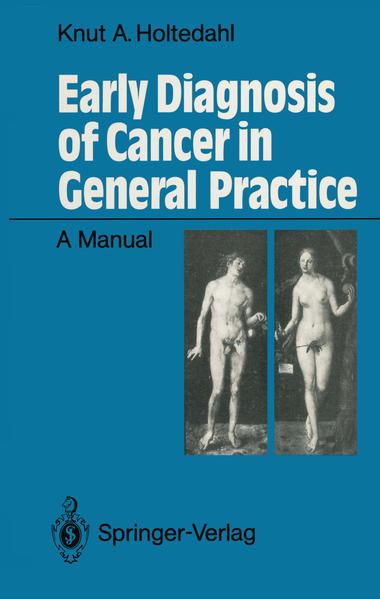 Early Diagnosis of Cancer in General Practice - Coverbild