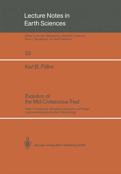 Evolution of the Mid-Cretaceous Triad - Coverbild