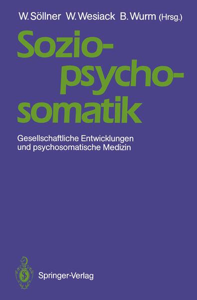 Sozio-psycho-somatik - Coverbild