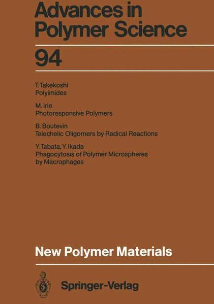 New Polymer Materials - Coverbild