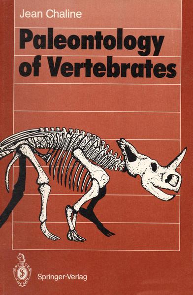 Paleontology of Vertebrates - Coverbild