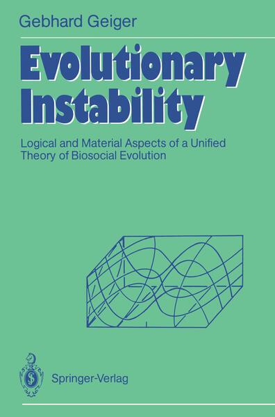 Evolutionary Instability - Coverbild
