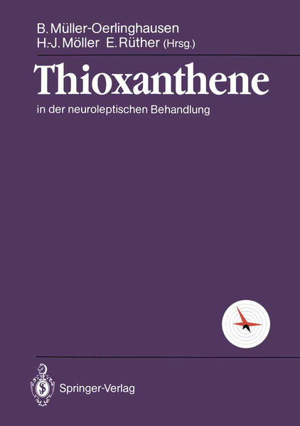 Thioxanthene - Coverbild