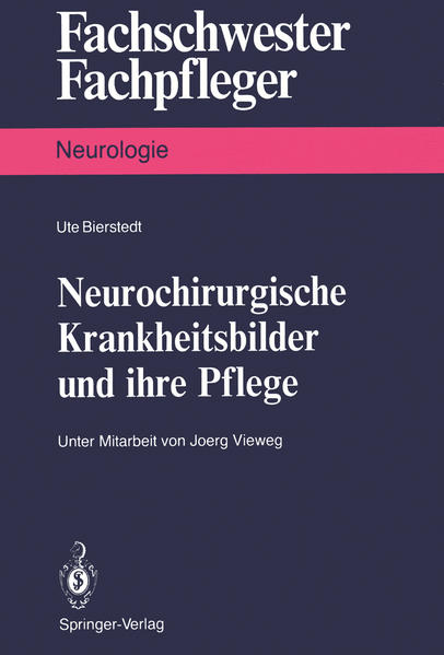Neurochirurgische Krankheitsbilder und ihre Pflege - Coverbild