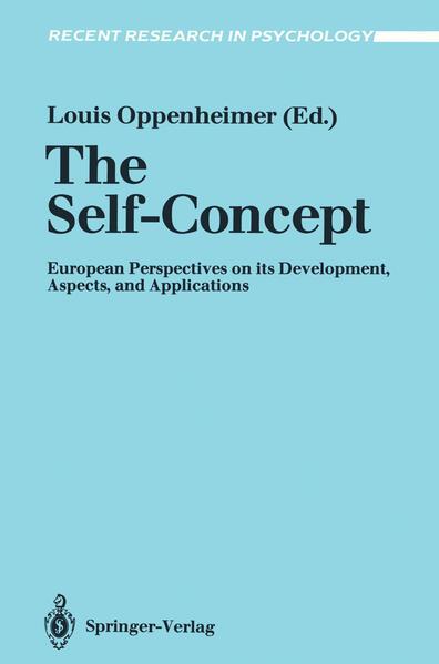 The Self-Concept - Coverbild