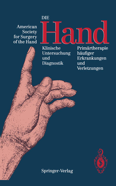 Die Hand - Coverbild