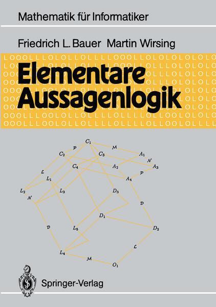 Elementare Aussagenlogik - Coverbild