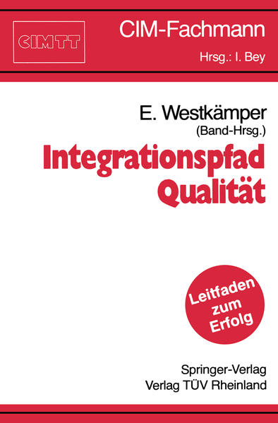 Integrationspfad Qualität - Coverbild