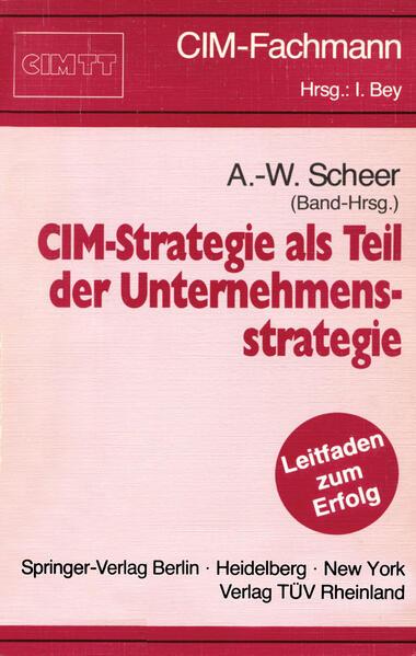 CIM-Strategie als Teil der Unternehmensstrategie - Coverbild